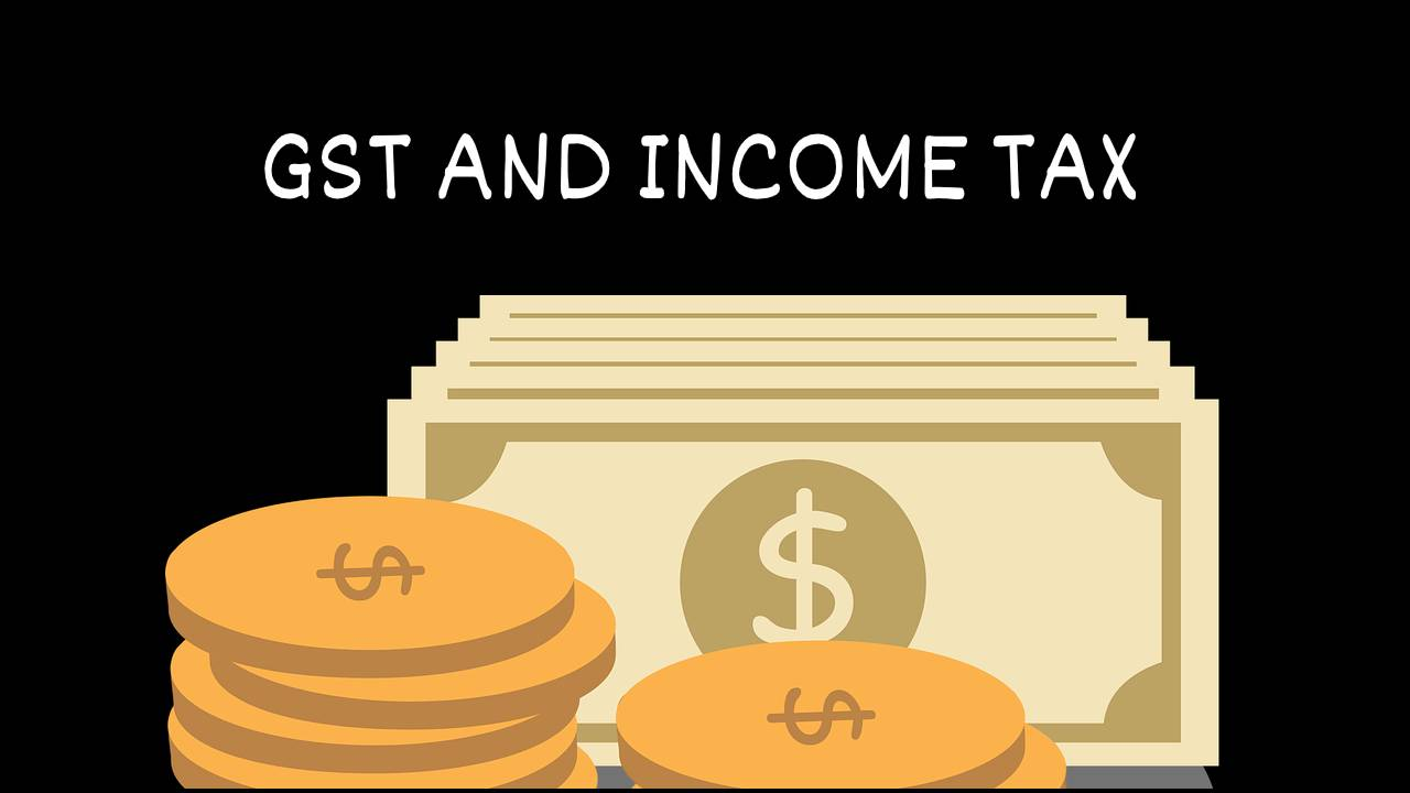 gst-and-income-tax